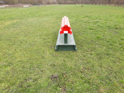 eventingequipment smalletje rood