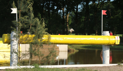 eventingequipment waterinsprong boomstam